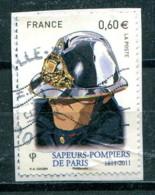 France 2011 - YT 4585 (o) Sur Fragment - Francia