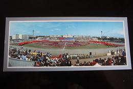 Russia. Komsomolsk-na-Amure. Central Stade / Stadium Old Postcard -  1982 - Stades