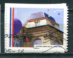 France 2015 - Autoadhésif YT 1212 (o) Sur Fragment - France