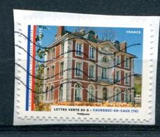 France 2015 - Autoadhésif YT 1208 (o) Sur Fragment - France