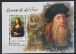 Saint Thomas  2013 Peinture Paintings Leonard De Vinci Joconde MNH - Art