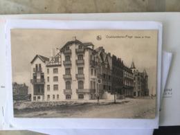 OOSTDUINKERKE PLAGE  HOTELS ET VILLAS - Oostduinkerke