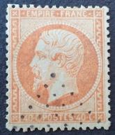DF50478/620 - NAPOLEON III N°23 - 1862 Napoléon III.