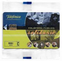 Spain - Telefónica - Telefono Solidario - P-430 - 03.2000, 4.500ex, NSB - España
