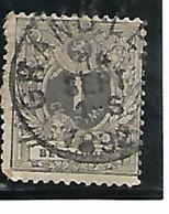 Belgique N°43 GRAND-LEEZ - 1884-1891 Léopold II