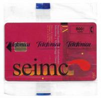 Spain - Telefónica - Seimc - P-435 - 05.2000, 4.000ex, NSB - Spanien