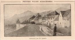 Bergheim - Non Classificati