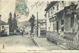 Fraize Avenue De La Gare - Fraize