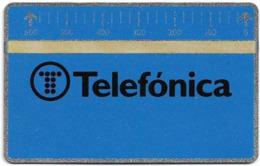 Spain - Telefónica (L&G Optical), Series 6a - Canarias, 711B - 600PTA - B-011 - 11.1987, Mint - Spagna