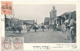 MARRAKECH - Kasbah Street - Marrakech