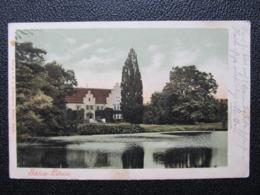 AK SCHLIEBEN Schloss Lebusa 1910 // D*40337 - Schlieben