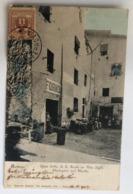 ROMA CASA DETTA DI S. PAOLO IN VIA DEGLI STRENGARI NEL GHETTO   1903 - Altri Monumenti, Edifici