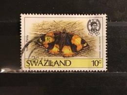 Swaziland - Vlinders (10) 1987 - Swaziland (1968-...)