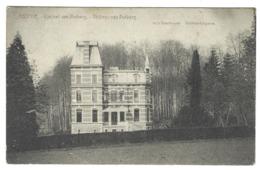 X02 - Assche - Kasteel Van Putberg - Château Van Putberg - Asse