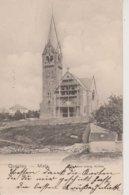 57 - METZ QUEULEU - L'EGLISE EVANGELIQUE - NELS SERIE 105 N° 135 - Metz