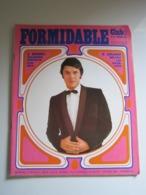 FORMIDABLE Numéro 29 - Février 1968 ADAMO BEJART LES CHARLOTS DELPHINE DESYEUX KESSEL FABRICE ... - Musique