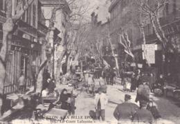 TOULON LA BELLE EPOQUE LE COURS LAFAYETTE (delc) - Toulon