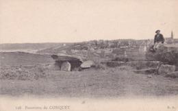 LE CONQUET  PANORAMA (delc) - Le Conquet