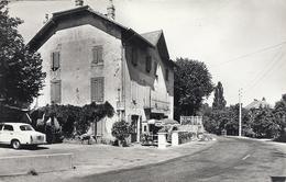 CPA 74 MORNEX Hotel Des Voyageurs - France