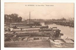 Pas De Calais Bethune La Gare D'eau - Bethune