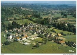 Carte Postale 19. Brignac-la-Plaine  Vue D'avion Trés Beau Plan - Zonder Classificatie
