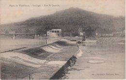 57 - METZ - DIGUE DE WADRINEAU - SAUVAGE - FORT ST QUENTIN - Metz
