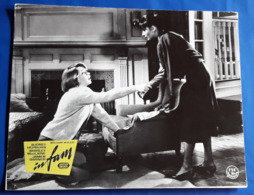 "AUDREY HEPBURN Im Kino-Film ""Infam"" # Original Altes Kinoaushangfoto, Ca. 29 X 23 Cm # [19-1390] - Fotos"