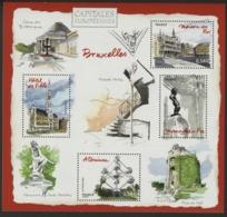 "BF 111 ""CAPITALES EUROPEENNES / BRUXELLES"". Neuf Sans Charnière **. TB - Blocs & Feuillets"