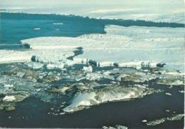 TAAF -Dumont D'Urville-T.Adélie: Carte Postale Archipel De Pointe Géologie Et Glacier De L'Astrobale - 01/03/1992 - TAAF : Franse Zuidpoolgewesten
