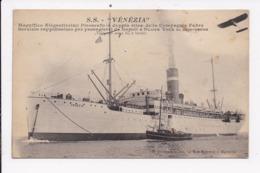 CP S.S VENEZIA Magnifico Elegantissimi Piroscafo - Dampfer