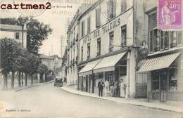 GARCHES RUE ATHIME RUE HOTEL DES TILLEULS 92 - Garches