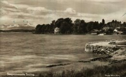 Tutzing/Obb. Seepromenade - Tutzing