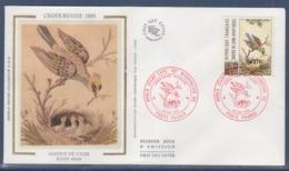 = Exposition Mondiale 1989 à Washington, Poste France 18.11.89 N°2612 Croix Rouge Enveloppe - Philatelic Exhibitions