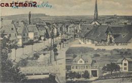 GUSS AUS MIEHLEN BAHNHOFS-HOTEL W. SCHILD GARE ALLEMAGNE GERMANY - Deutschland
