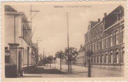 Lochristi - Deelgemeente Zaffelare - Dorpstraat En Klooster - Lochristi