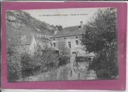 89.- NOYERS-SUR-SEREIN  Moulin De La Roche - Noyers Sur Serein