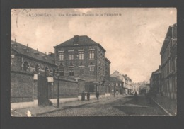 La Louvière - Rue Kéramis - Casino De La Faïencerie - 1931 - La Louvière