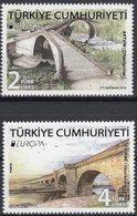 TURQUIE TURKEY TUERKEI EUROPA CEPT 2018 Set/Serie Neuf/mint - 2018