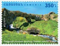 ARMENIE ARMENIA ARMENIEN EUROPA CEPT 2018 Set Neuf/mint - 2018