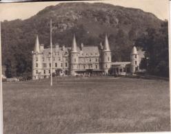 TROSSACHS Ecosse Juillet 1943 Photo Amateur Format Environ 5,5 Cm X 4 Cm SCOTLAND - Places