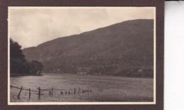 LOCH AWE Juillet 1943 Photo Amateur Format Environ 5,5 Cm X 4 Cm SCOTLAND - Places