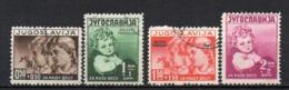 Yugoslavia 1938 Cancelled T - Gebraucht