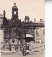 EDIMBOURG Juin 1943 Photo Amateur Format Environ 5,5 Cm X 4 Cm SCOTLAND - Places