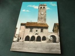 CASTELLO CASTLE  CHATEAU SCHLOSS ANTICO E TORRE CASTELNUOVO SCRIVIA  ALESSANDRIA - Castelli
