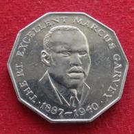 Jamaica 50 Cents 1986 KM# 65 Jamaique Jamaika - Jamaica