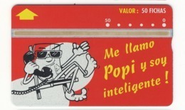 ARGENTINA___Landis Gyr POPI___ARG-PO-2 (CN: 406A) 2.500ex.___rare L&G - Argentine