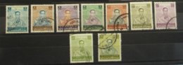 Tailandia 1980 - 1988 King Bhumibol - Tailandia