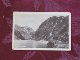 1945 - Photograph (Norway) Taken From Gaulintier Of Strasbourg By Bill Jary (Fort Worth) Who Occupied Same House - War, Military