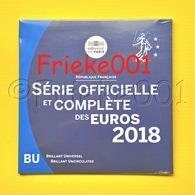 Frankrijk - France - Officiële BU Set 2018. - Francia