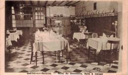 CP - CADILLAC-SUR-GARONNE - Hôtel Du Commerce - Salle à Manger - Cadillac